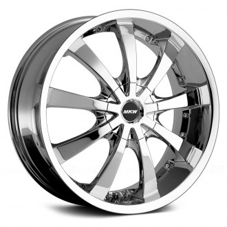 MKW® - M102 Chrome