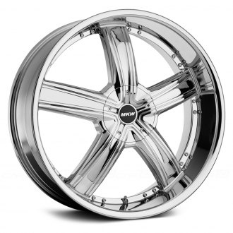 MKW® - M103 Chrome