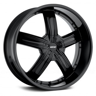 MKW® - M103 Satin Black
