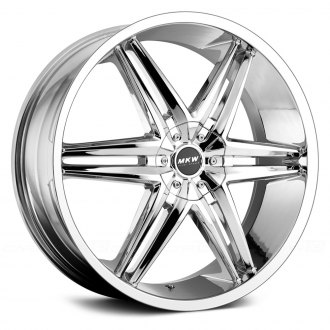 MKW® - M106 Chrome
