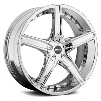 MKW® - M107 Chrome