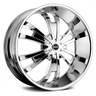MKW® - M109 Chrome