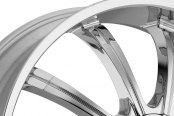 MKW® - M111 Chrome Close-Up
