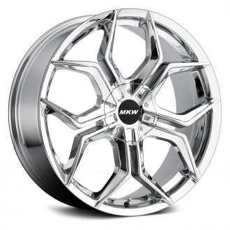 MKW® - M121 Chrome