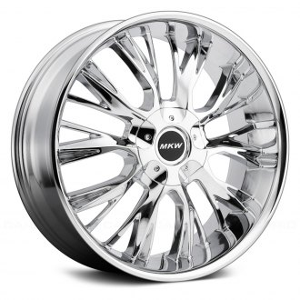 MKW® - M122 Chrome