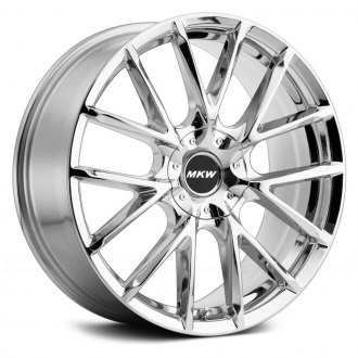 MKW® - M123 Chrome