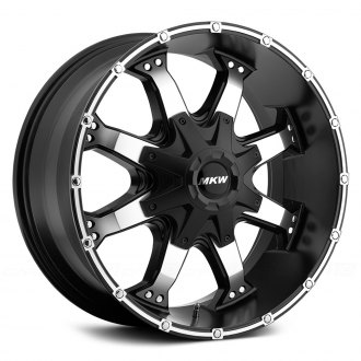MKW� - M83 Gloss Black with Machined Face