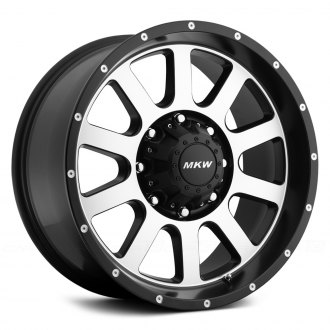 MKW� - M86 Satin Black with Machined Face