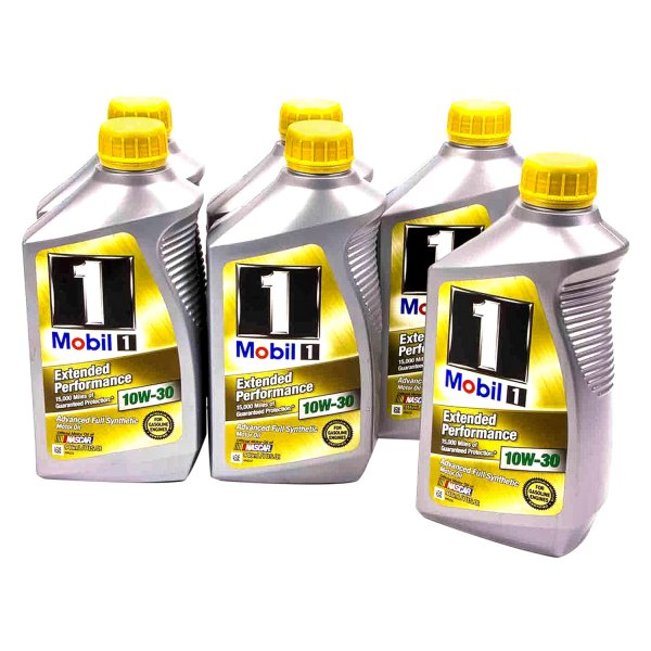 mobil 1 102990 extended performance sae 10w 30 1 quart