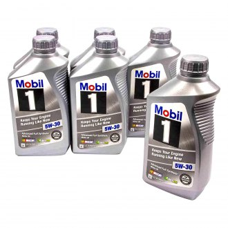 Mobil 1® - Advanced Full Synthetic™ Synthetic Motor Oil