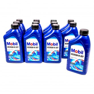 Mobil 1® - Dextron-VI ATF™ 1 Quart Automatic Transmission Fluid Case