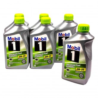 Mobil 1® - Advanced Fuel Economy™ Synthetic Motor Oil