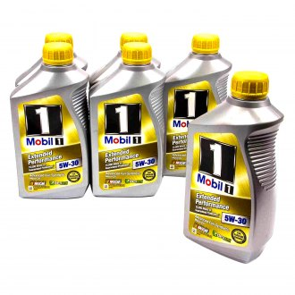 Mobil 1® - Extended Performance™ Motor Oil