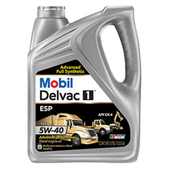 Mobil 1® - Delvac ESP Formula™ Advanced Full Synthetic Diesel Motor Oil