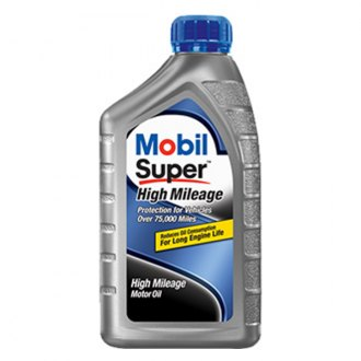 Mobil 1® - Super High Mileage™ Motor Oil
