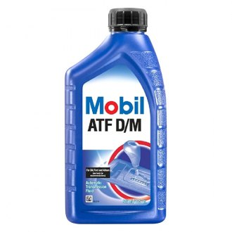 Mobil 1® - D/M ATF™ 1 Quart Automatic Transmission Fluid Case