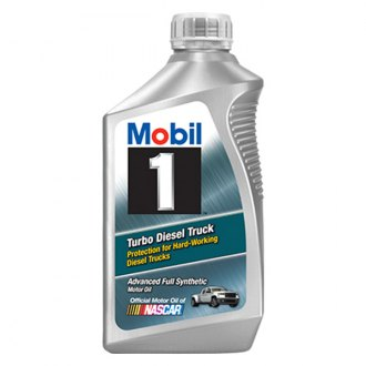 Mobil 1® - Turbo Diesel Truck™ Heavy-Duty Performance Diesel Synthetic Engine Oil
