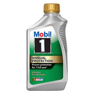 Mobil 1® - Annual Protection™ Synthetic Motor Oil