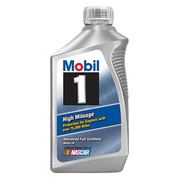 Kia Optima Oil Type >> Mobil 1 High Mileage Sae 5w 30 Synthetic Motor Oil