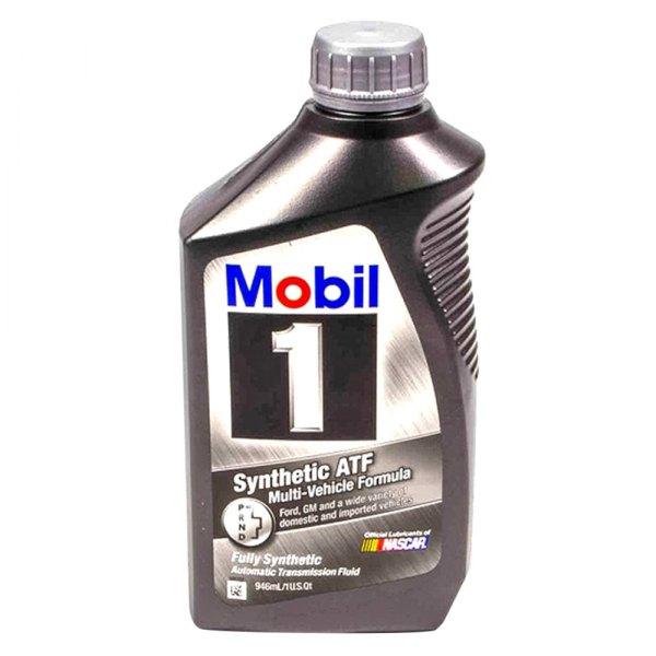 Mobilfluid Automatic Transmission Fluid : Mobil synthetic atf™ automatic transmission fluid