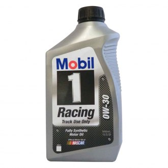 Mobil 1® - Racing Synthetic Motor Oil