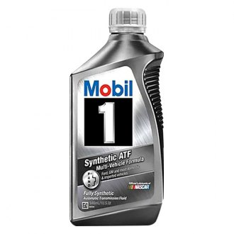 Mobil 1® - Multi-Vehicle Formula ATF Automatic Full Synthetic Fluid