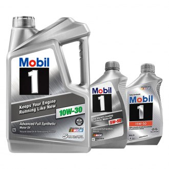 Mobil 1® - Advanced Full Synthetic Motor Oil
