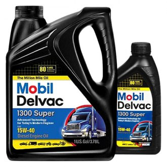Mobil 1® - Delvac™ Diesel Engine Oil Petroleum Based