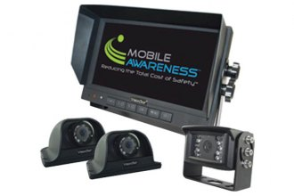 Mobile Awareness® - Wired Night Vision Side Camera