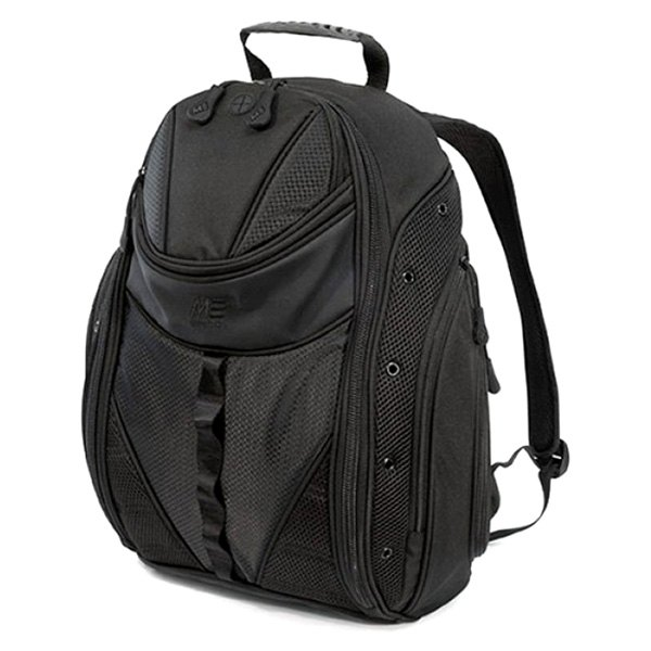 "Mobile Edge® - Express 2.0 17"" Black Ballistic Nylon Laptop Backpack"