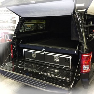MobileStrong® - HDP™ Drawer Storage and Full Width Bed Slide System