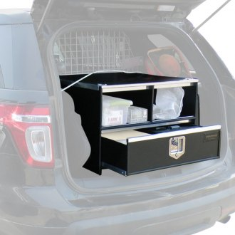 MobileStrong® - HDP Tier Work Center Drawer Storage