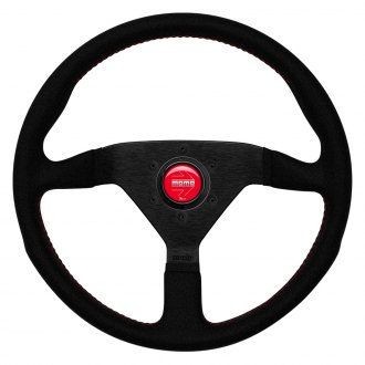 MOMO® - 3-Spoke Monte Carlo Series Steering Wheel