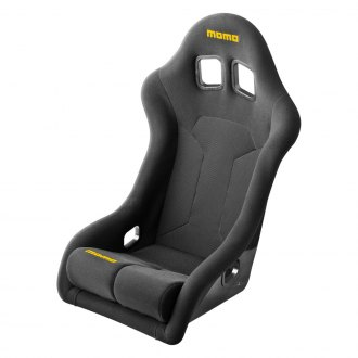 MOMO® - Supercup Series Black Racing Seat