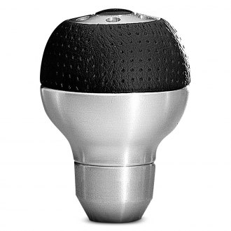MOMO® - Race Airleather Series Black Gear Shift Knob