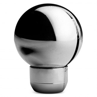 MOMO® - Sport Series Aluminum Gear Knob, Chrome