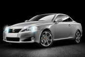 MOMO® - NEXT Anthracite with Machined Face on Lexus IS Coupe