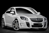 MOMO® - NEXT Anthracite with Machined Face on Opel Insignia OPC