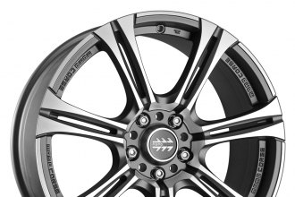 "MOMO® - NEXT Anthracite with Machined Face (18"" x 8"", +40 Offset, 5x114.3 Bolt Pattern, 73mm Hub)"