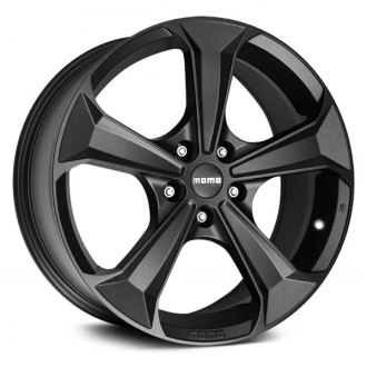 MOMO® - SENTRY Flat Black