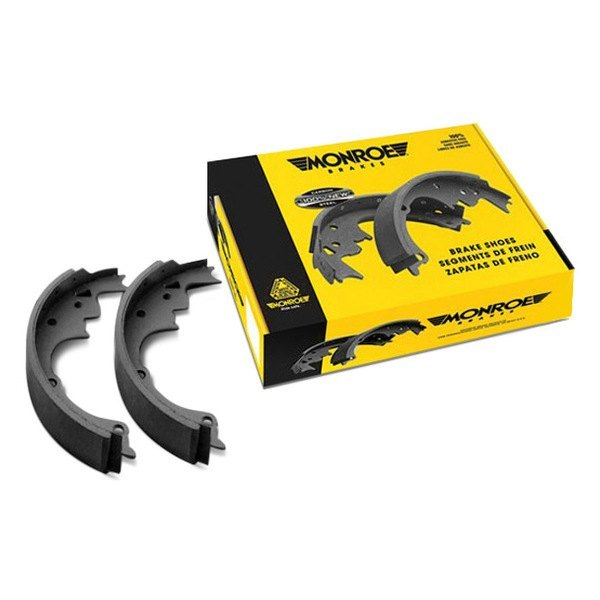 Monroe® - Rear Drum Brake Shoes