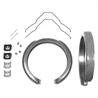 Monroe® - Rear Parking Brake Shoes