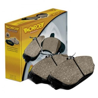 Monroe® - Total Solution™ Ceramic Front Disc Brake Pads