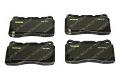 Monroe® - Total Solution™ Ceramic Front Brake Pads