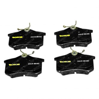 Monroe® - Ceramics™ Ceramic Rear Brake Pads