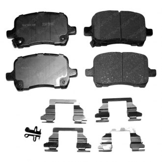 Monroe® - Ceramics™ Ceramic Front Brake Pads
