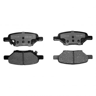 Monroe® - Ceramics™ Rear Brake Pads