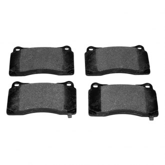 Monroe® - Dynamics™ Semi-Metallic Front Brake Pads