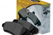 Image may not reflect your exact vehicle! Monroe® - Total Solution™ Brake Pads