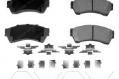 Monroe® - ProSolution™ Ceramic Front Brake Pads